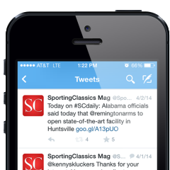 #SportingClassicsMag Social Media