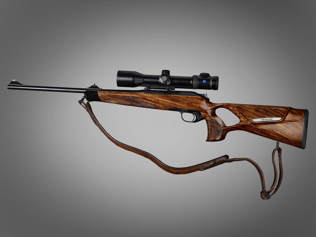 Blaser R8 Success: Organic Perfection